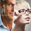 眼睛护理中心网页设计模板