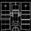 大型卷板机CAD图纸免费下载
