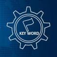 深蓝色电子信息技术PPT课件模板
