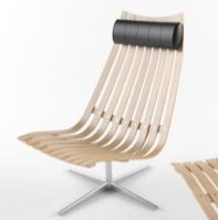创意座椅3D模型