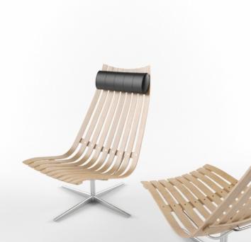 创意座椅3D模型截图0