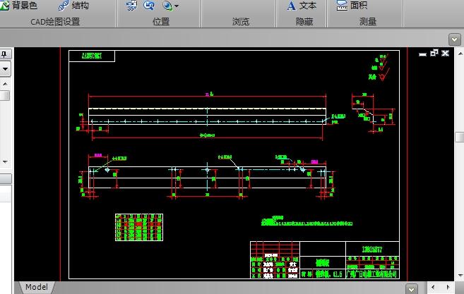 侧围板CAD机械图纸截图0