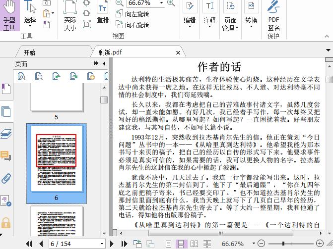 剩饭PDF截图0