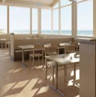 木屋餐厅3D模型