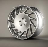 轮胎钢圈3d模型