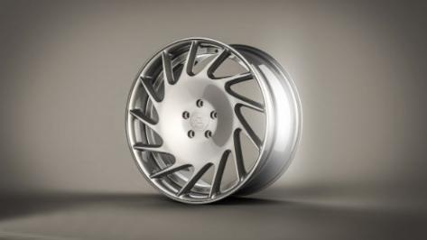 轮胎钢圈3d模型截图0
