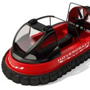 充气船3D模型