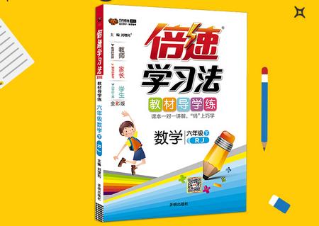 倍速学习法数学六年级下人教版pdf免费版