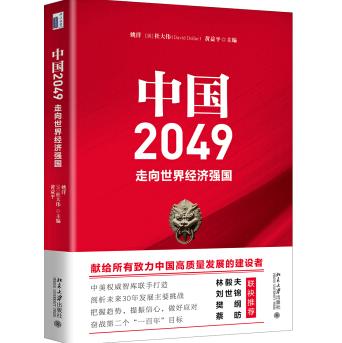 中国2049:走向世界经济强国PDF电子书下载完整高清版