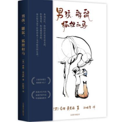 男孩、鼹鼠、狐狸和马PDF电子书中文版下载免费版