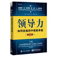 领导力如何在组织中成就卓越第六版pdf免费版
