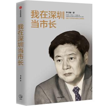 我在深圳当市长PDF+mobi+txt电子书下载