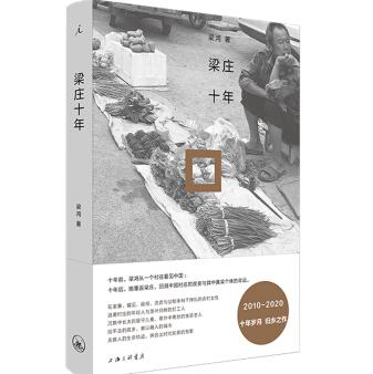 梁庄十年梁鸿PDF电子书免费下载