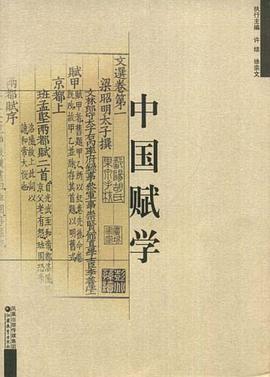 中国赋学pdf在线免费阅读完整版
