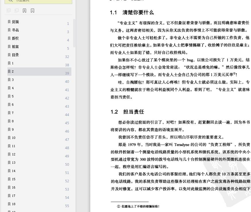 程序员的职业素pdf全文在线截图2