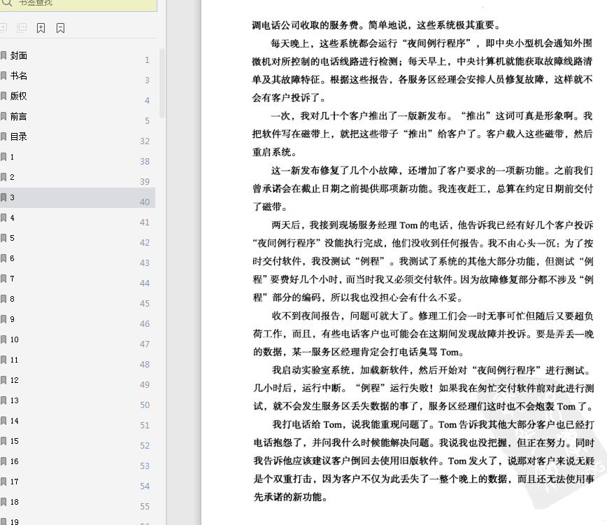 程序员的职业素pdf全文在线截图3