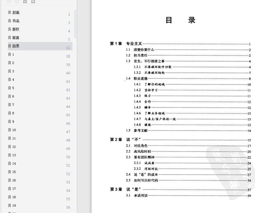 程序员的职业素pdf全文在线截图0