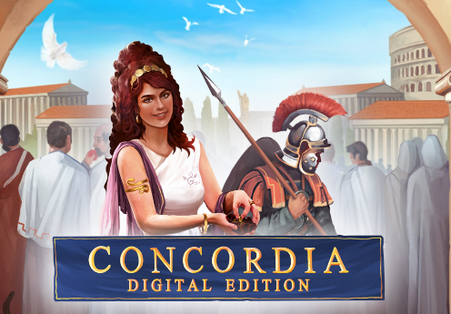 康考迪亚数字版游戏