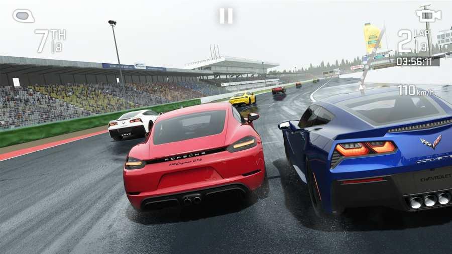 真实赛车4官方最新版