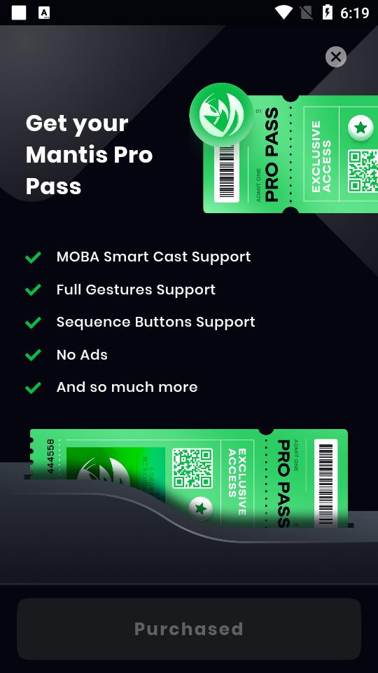 游戏按键映射Mantis Gamepad Pro免费版