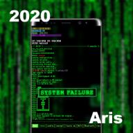 终端Aris主题启动器app4.9.0 安卓高级版