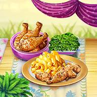 虚拟家庭做饭手游破解版1.24.1 中文最新版