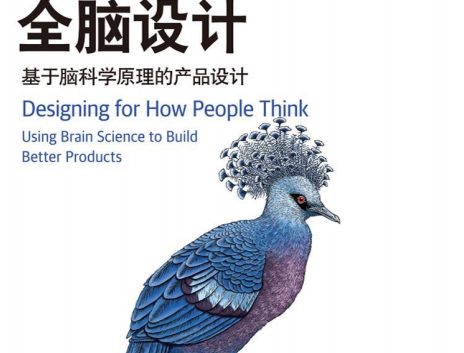 全脑设计:基于脑科学原理的产品设计PDF电子书下载