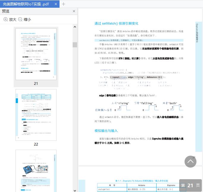 完美图解物联网IoT实操pdf免费阅读截图1