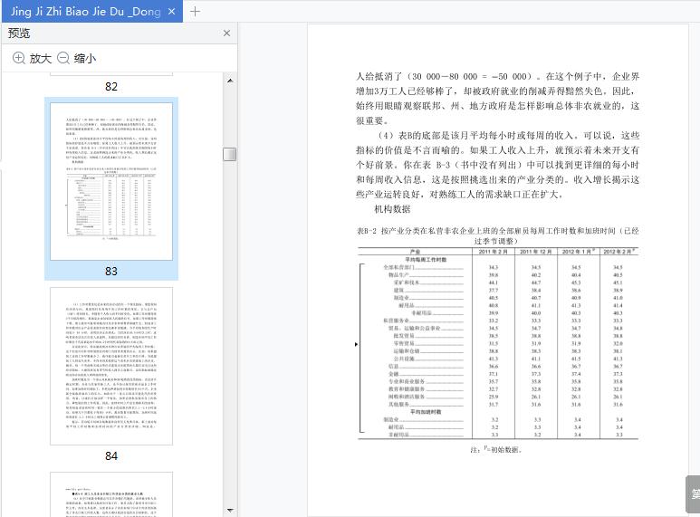 经济指标解读第三版pdf截图3