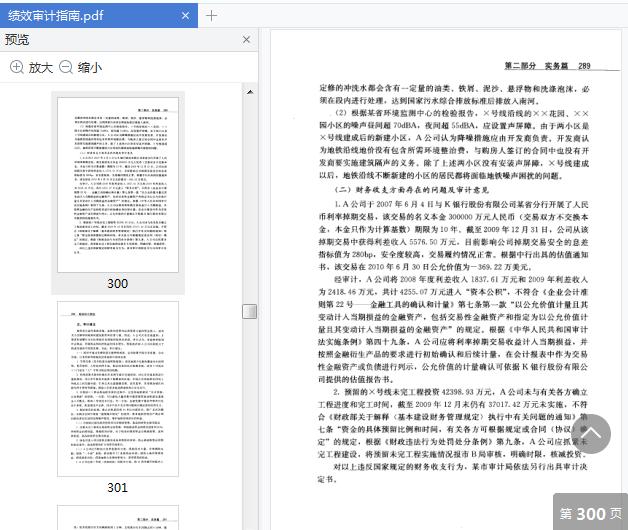 绩效审计指南pdf免费阅读截图3