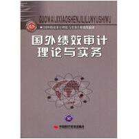 国外绩效审计理论与实务pdf免费阅读