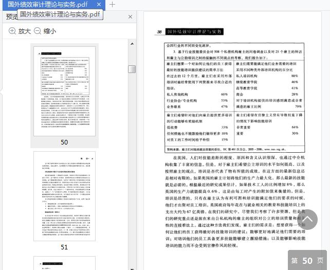 国外绩效审计理论与实务pdf免费阅读截图1