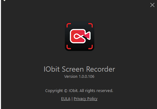 IObit Screen Recorder高清录屏软件截图1