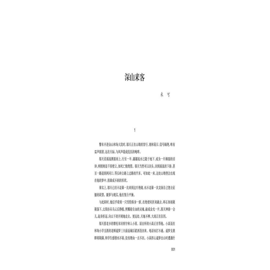 小说月报原创版2020年精品集PDF电子书下载截图1