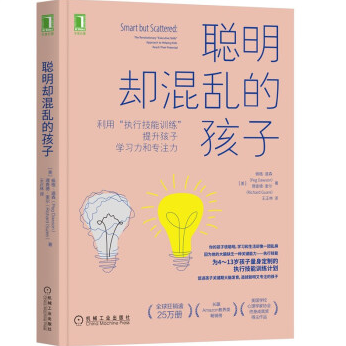 聪明却混乱的孩子PDF电子书免费下载完整版