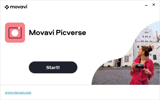 Movavi Picverse AI智能修图软件截图1