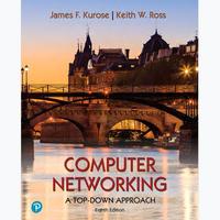计算机网络自顶向下方法第八版pdf原版免费阅读