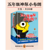 五年级神探小布朗全集共20册pdf免费阅读pdf+epub