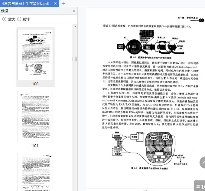 营养与食品卫生学第六版pdf免费阅读截图3