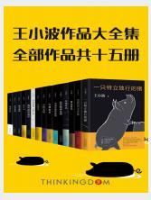王小波全集套装15册电子书免费下载高清文字版