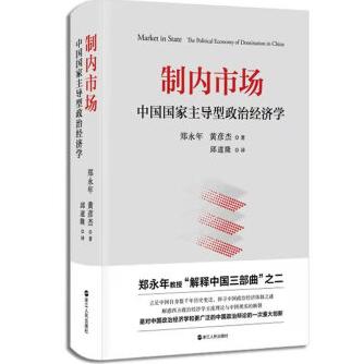 制内市场:中国国家主导型政治经济学PDF电子版下载