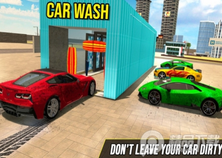 洗车场服务站游戏安卓版