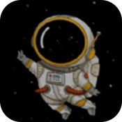 透明太空人天气表盘1.2最新版