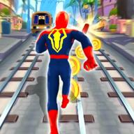 超级蜘蛛奔跑游戏安卓版0.7 安卓版
