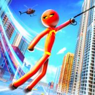 火柴人绳索英雄2021最新版1.3 手机版
