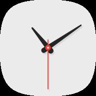 罗盘旋转时钟Clock软件