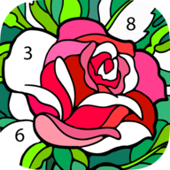 Happy Color按数字编号上色的涂色书v2.9.10安卓版