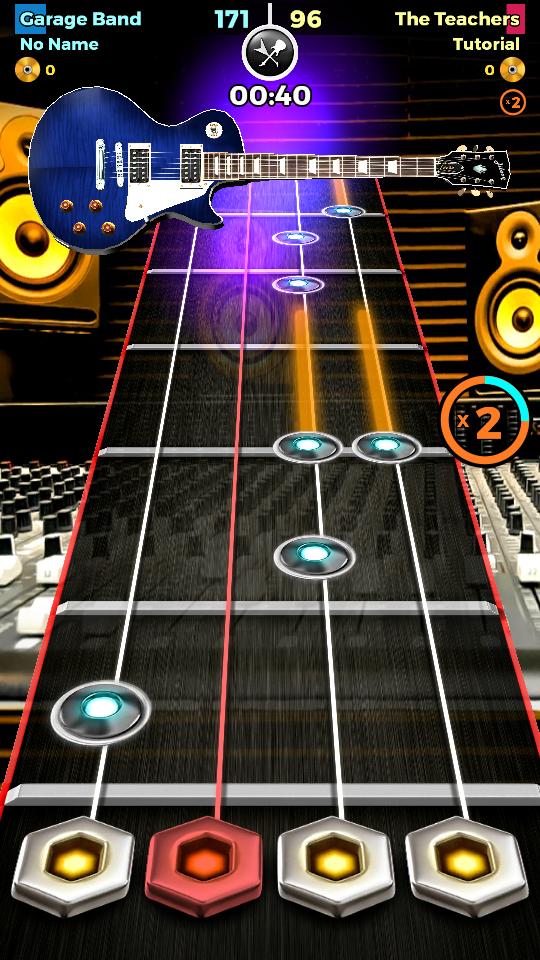 吉他乐队之战游戏