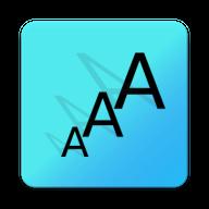 字体大小设置软件Font Size无广告版1.16.0 免费版
