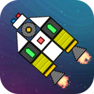 Droneboi太空沙盒破解版0.41.1 内购版